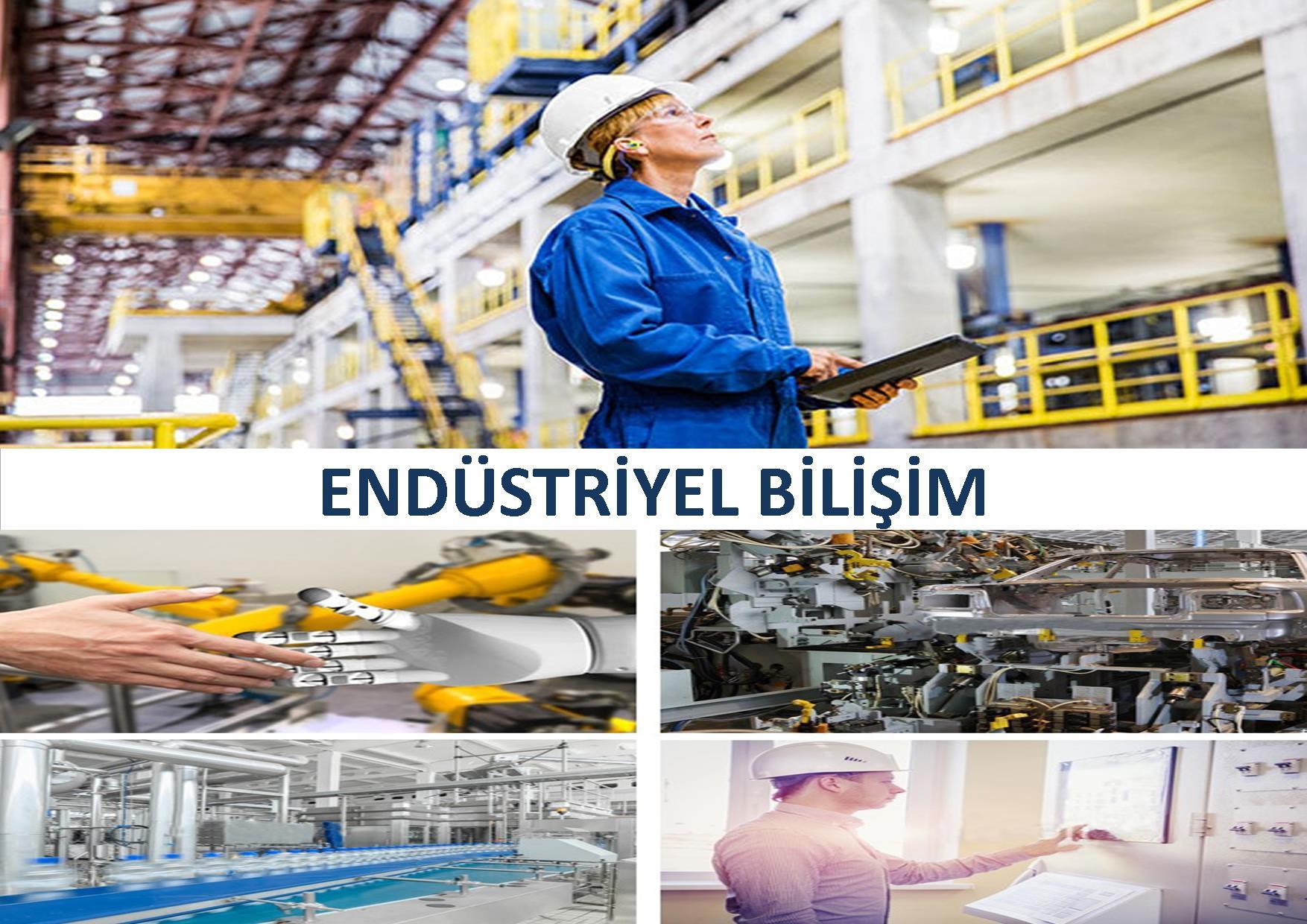 Endüstriyel Bilişim