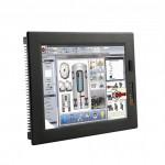 "EAGLETECH 15""Endüstriyel JT5657 IP65 Panel PC i5-430UM-4GB-120SSD"
