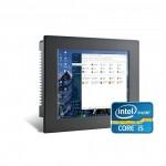 "EAGLETECH 12""End. IP65 Panel PC i5-430UM-4GB-120SSD"